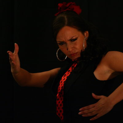 Flamenco Solotanz