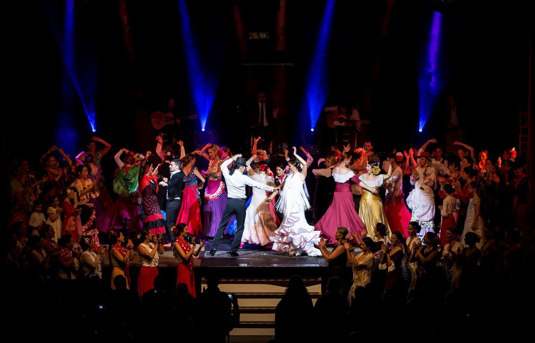 Abendfüllende Tanz-Show