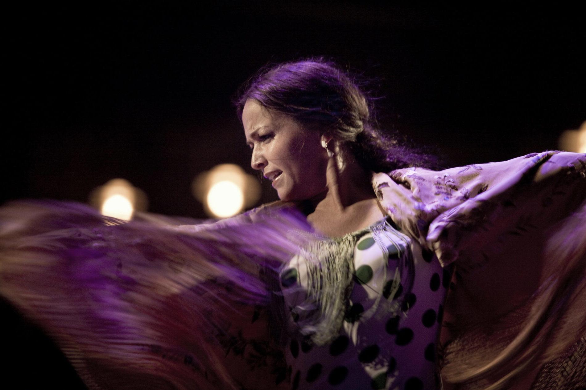 Flamenco auf der Bühne
