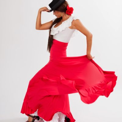 Flamenco-Stil Garrotín