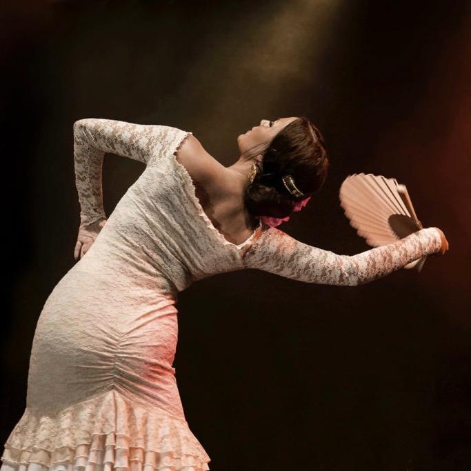 Cati Auftritt Solotanz Flamenco