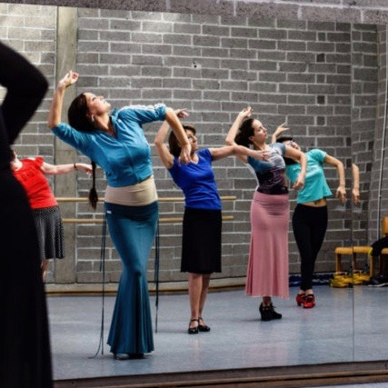 Cati Flamenco Tanzkurs/Workshop